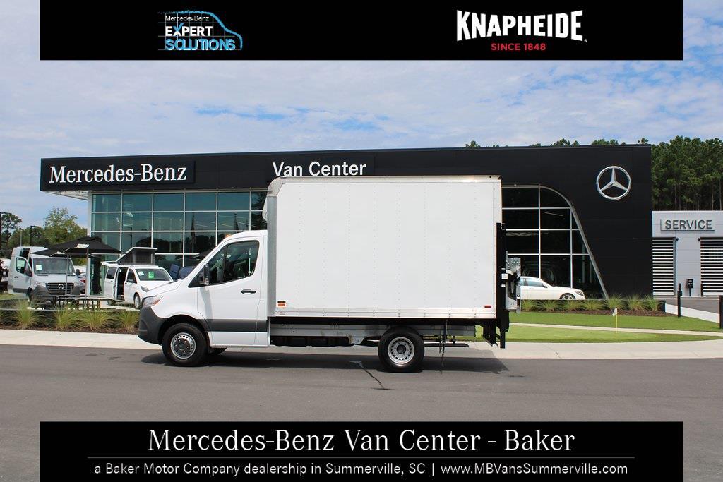 2021 Sprinter 4500 4x2,  Knapheide Cutaway Van #MV0229 - photo 16