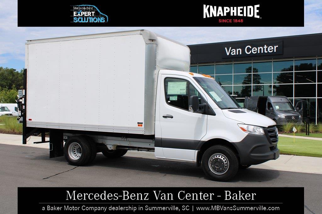 2021 Sprinter 4500 4x2,  Knapheide Cutaway Van #MV0229 - photo 5
