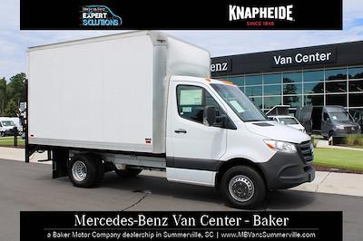 2021 Sprinter 4500 4x2,  Knapheide Cutaway Van #MV0229 - photo 4