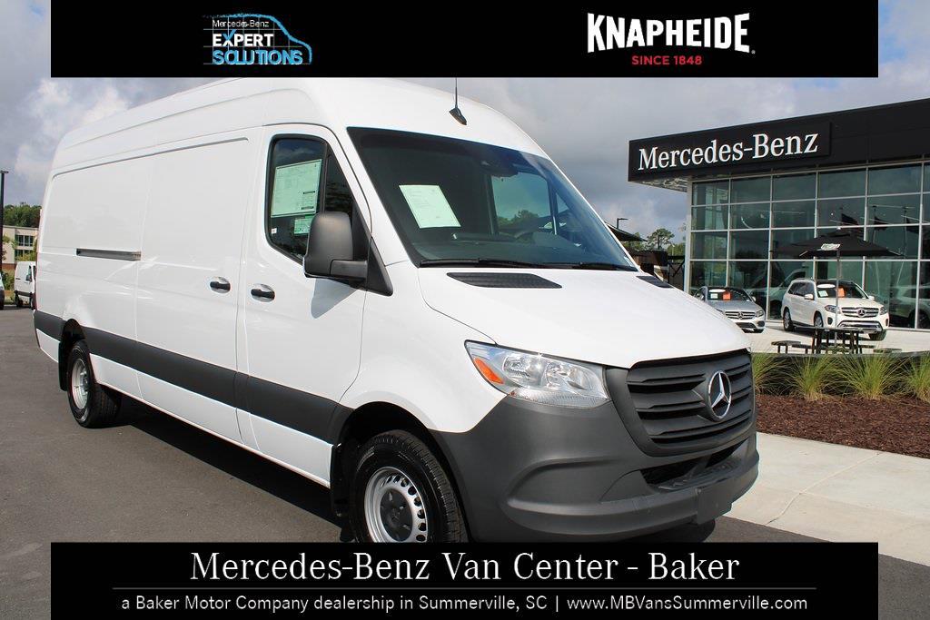 2021 Mercedes-Benz Sprinter 3500 4x2, Empty Cargo Van #MV0240 - photo 1