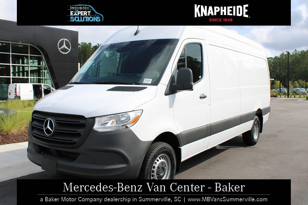 2021 Mercedes-Benz Sprinter 3500 4x2, Empty Cargo Van #MV0240 - photo 22