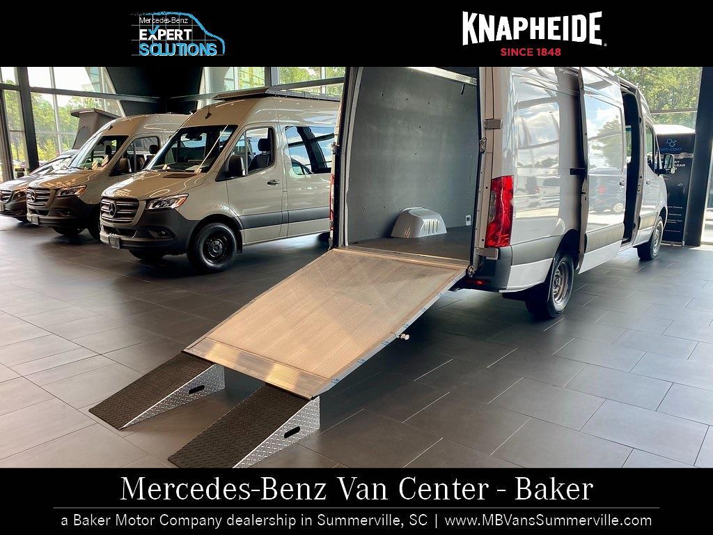 2021 Mercedes-Benz Sprinter 3500 4x2, Empty Cargo Van #MV0240 - photo 6