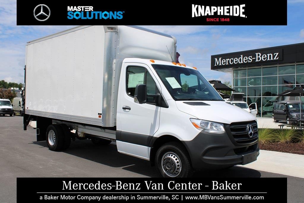 2021 Mercedes-Benz Sprinter 4500 4x2, Knapheide Cutaway Van #MV0241 - photo 1