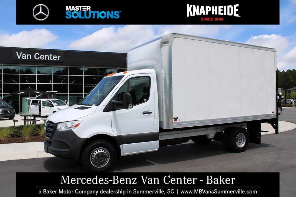 2021 Mercedes-Benz Sprinter 4500 4x2, Knapheide Cutaway Van #MV0241 - photo 16