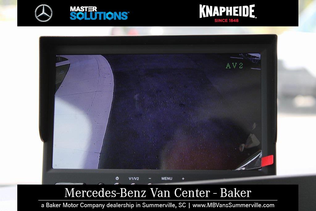 2021 Mercedes-Benz Sprinter 4500 4x2, Knapheide Cutaway Van #MV0241 - photo 21