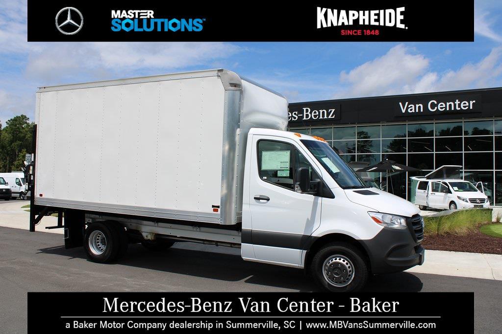 2021 Mercedes-Benz Sprinter 4500 4x2, Knapheide Cutaway Van #MV0241 - photo 4