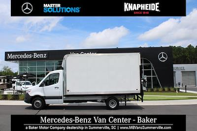 2021 Mercedes-Benz Sprinter 4500 4x2, Knapheide Cutaway Van #MV0241 - photo 15