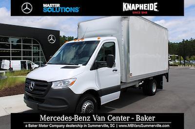 2021 Mercedes-Benz Sprinter 4500 4x2, Knapheide Cutaway Van #MV0241 - photo 17