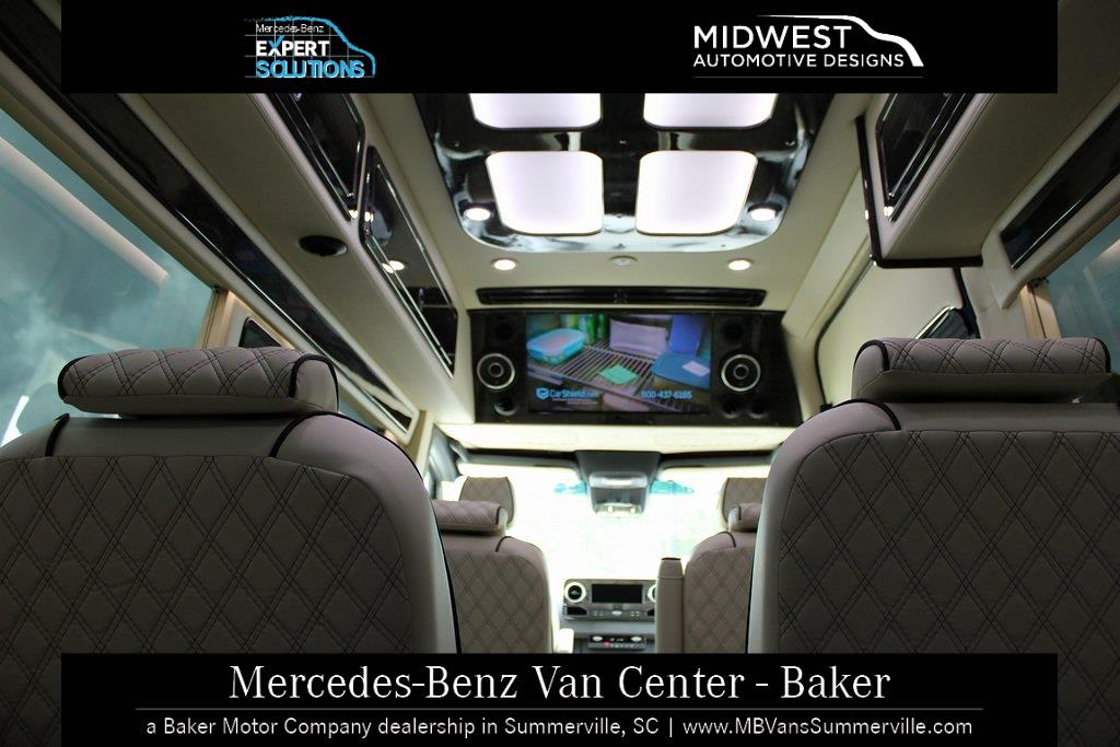 2020 Sprinter 3500 High Roof 4x2,  Midwest Automotive Designs LUXE Cruiser Other/Specialty #MV0258 - photo 15