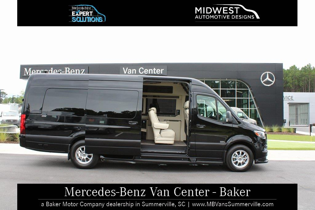 2020 Sprinter 3500 High Roof 4x2,  Midwest Automotive Designs LUXE Cruiser Other/Specialty #MV0258 - photo 10