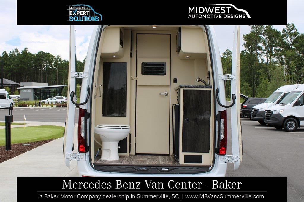 2020 Sprinter 3500 High Roof 4x2,  Midwest Automotive Designs LUXE Cruiser Other/Specialty #MV0259 - photo 23