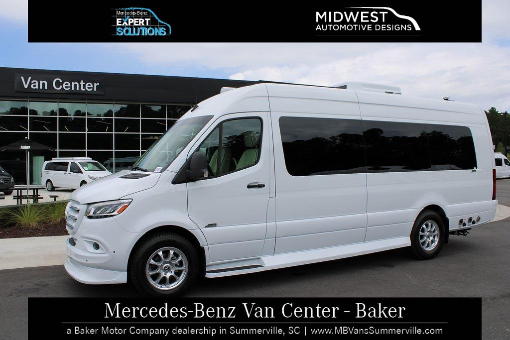 2020 Sprinter 3500 High Roof 4x2,  Midwest Automotive Designs LUXE Cruiser Other/Specialty #MV0259 - photo 32