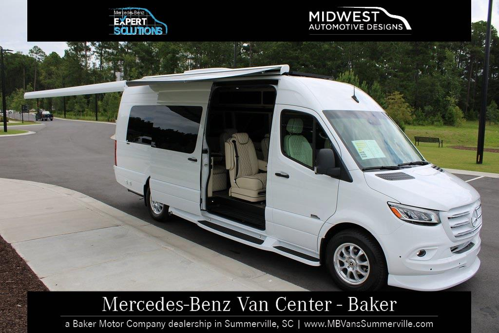2020 Sprinter 3500 High Roof 4x2,  Midwest Automotive Designs LUXE Cruiser Other/Specialty #MV0259 - photo 40