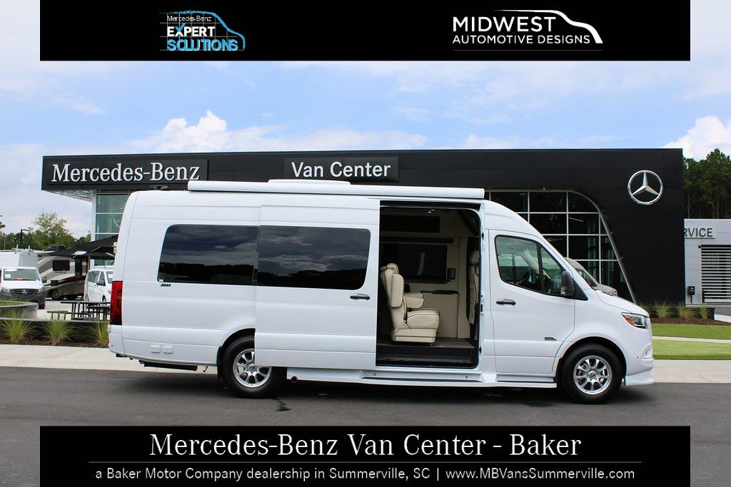 2020 Sprinter 3500 High Roof 4x2,  Midwest Automotive Designs LUXE Cruiser Other/Specialty #MV0259 - photo 6
