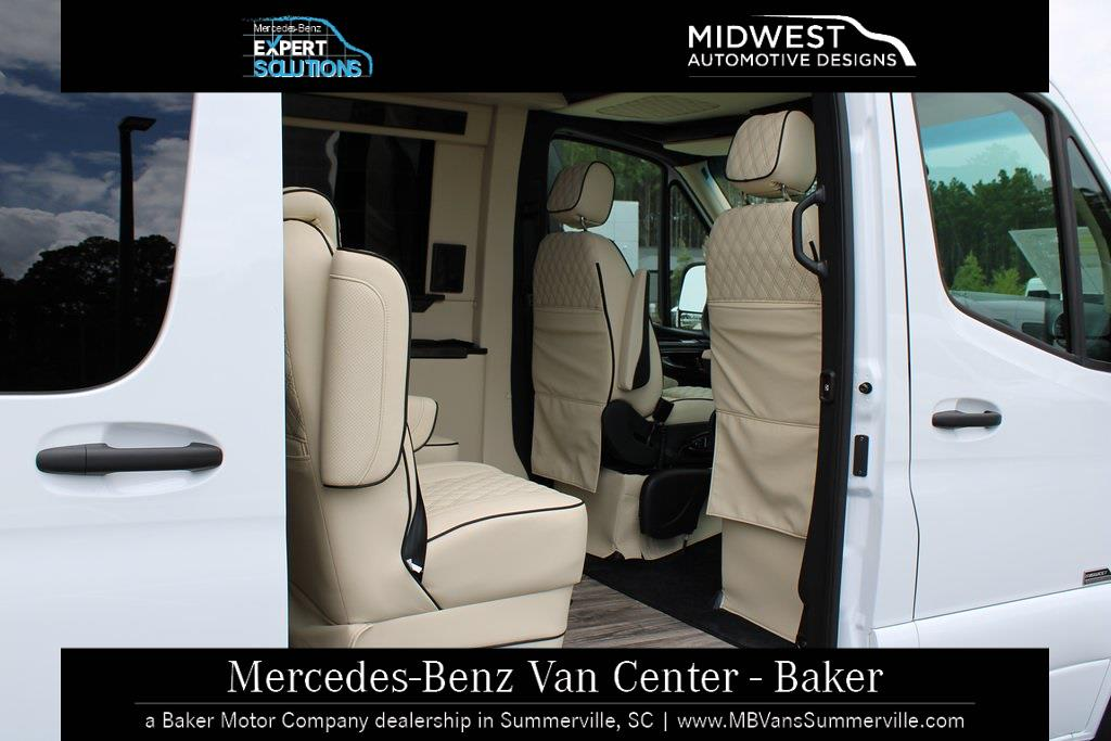 2020 Sprinter 3500 High Roof 4x2,  Midwest Automotive Designs LUXE Cruiser Other/Specialty #MV0259 - photo 8