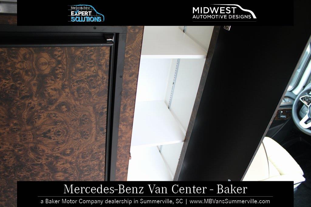 2020 Sprinter 3500XD High Roof DRW 4x2, Midwest Automotive Designs Passage Weekender MD2 Loft Dinette Eco Freedom #MV0260 - photo 21