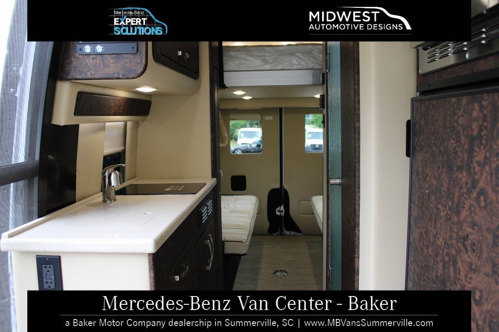 2020 Sprinter 3500XD High Roof DRW 4x2, Midwest Automotive Designs Passage Weekender MD2 Loft Dinette Eco Freedom #MV0260 - photo 3