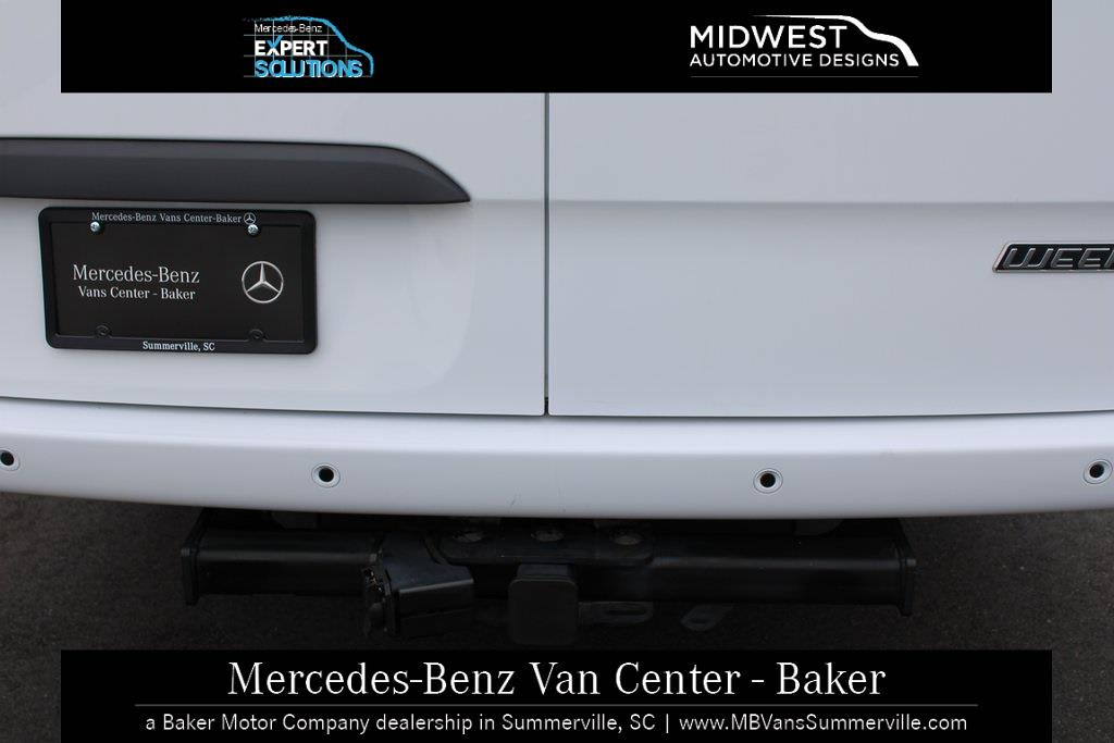 2020 Sprinter 3500XD High Roof DRW 4x2, Midwest Automotive Designs Passage Weekender MD2 Loft Dinette Eco Freedom #MV0260 - photo 31