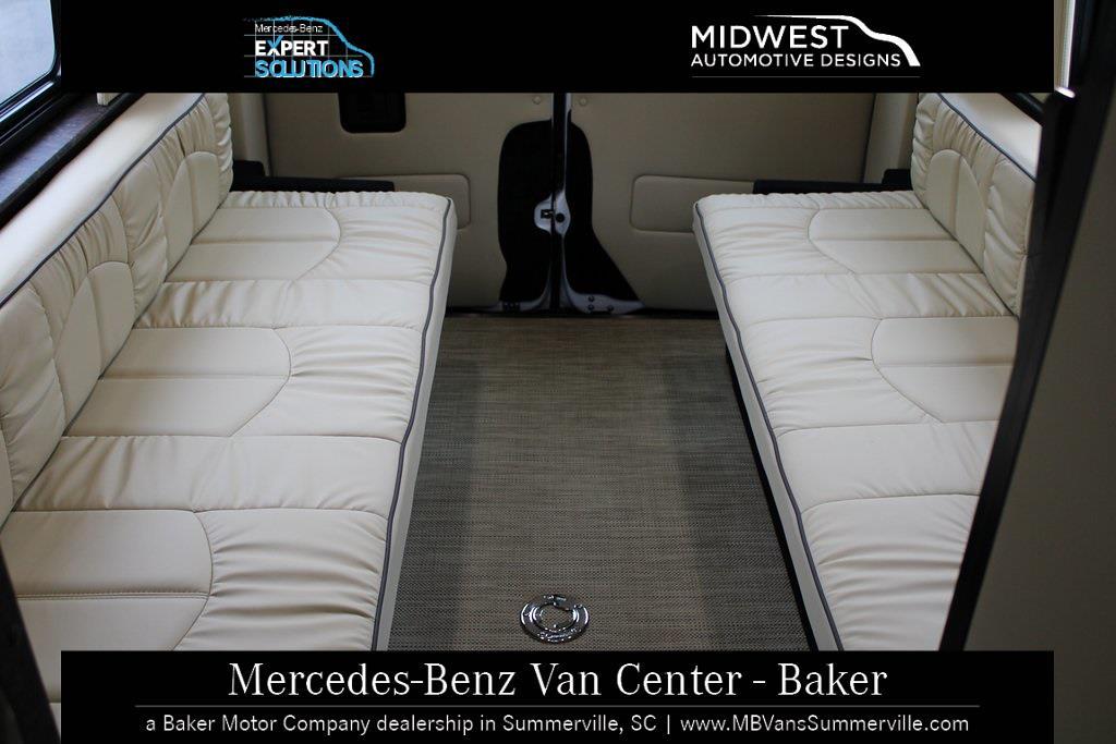 2020 Sprinter 3500XD High Roof DRW 4x2, Midwest Automotive Designs Passage Weekender MD2 Loft Dinette Eco Freedom #MV0260 - photo 8