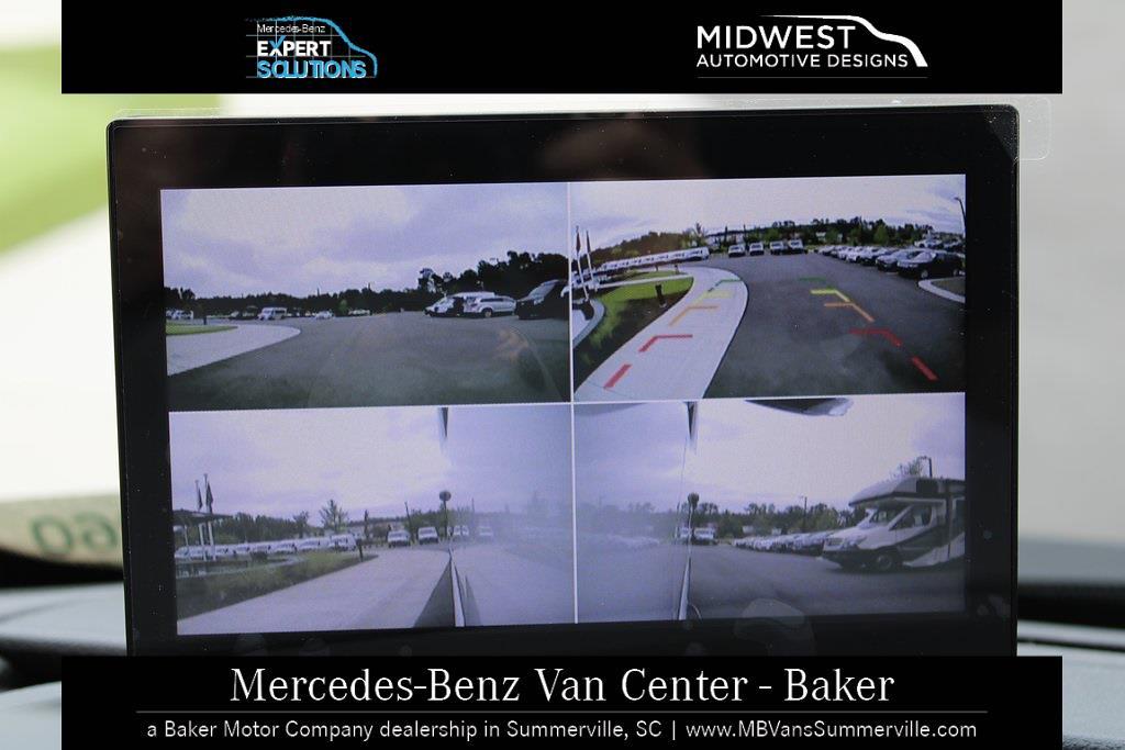 2020 Sprinter 3500XD High Roof DRW 4x2, Midwest Automotive Designs Passage Weekender MD2 Loft Dinette Eco Freedom #MV0260 - photo 45