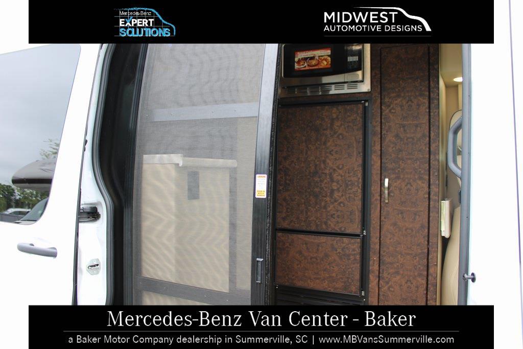 2020 Sprinter 3500XD High Roof DRW 4x2, Midwest Automotive Designs Passage Weekender MD2 Loft Dinette Eco Freedom #MV0260 - photo 9