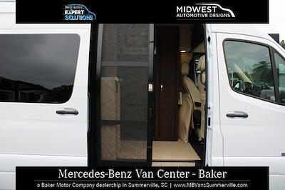 2020 Sprinter 3500XD High Roof DRW 4x2, Midwest Automotive Designs Passage Weekender MD2 Loft Dinette Eco Freedom #MV0260 - photo 17