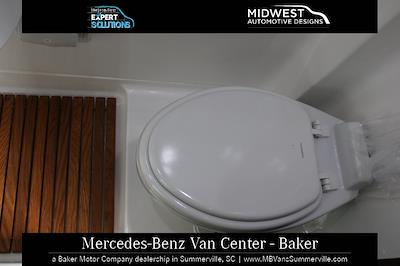 2020 Sprinter 3500XD High Roof DRW 4x2, Midwest Automotive Designs Passage Weekender MD2 Loft Dinette Eco Freedom #MV0260 - photo 25