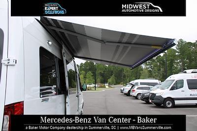 2020 Sprinter 3500XD High Roof DRW 4x2, Midwest Automotive Designs Passage Weekender MD2 Loft Dinette Eco Freedom #MV0260 - photo 29