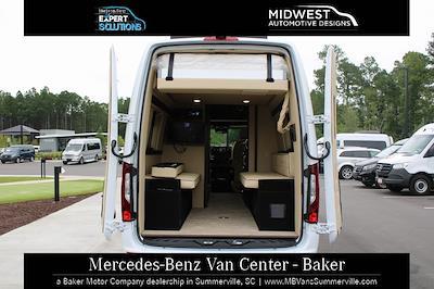 2020 Sprinter 3500XD High Roof DRW 4x2, Midwest Automotive Designs Passage Weekender MD2 Loft Dinette Eco Freedom #MV0260 - photo 33