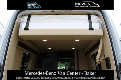 2020 Sprinter 3500XD High Roof DRW 4x2, Midwest Automotive Designs Passage Weekender MD2 Loft Dinette Eco Freedom #MV0260 - photo 35