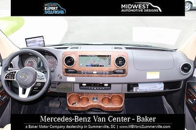 2020 Sprinter 3500XD High Roof DRW 4x2, Midwest Automotive Designs Passage Weekender MD2 Loft Dinette Eco Freedom #MV0260 - photo 46