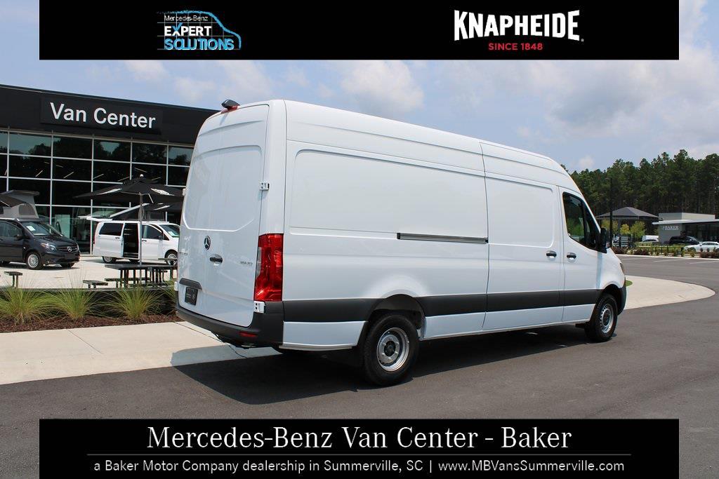 2021 Mercedes-Benz Sprinter 3500 4x2, Empty Cargo Van #MV0261 - photo 10