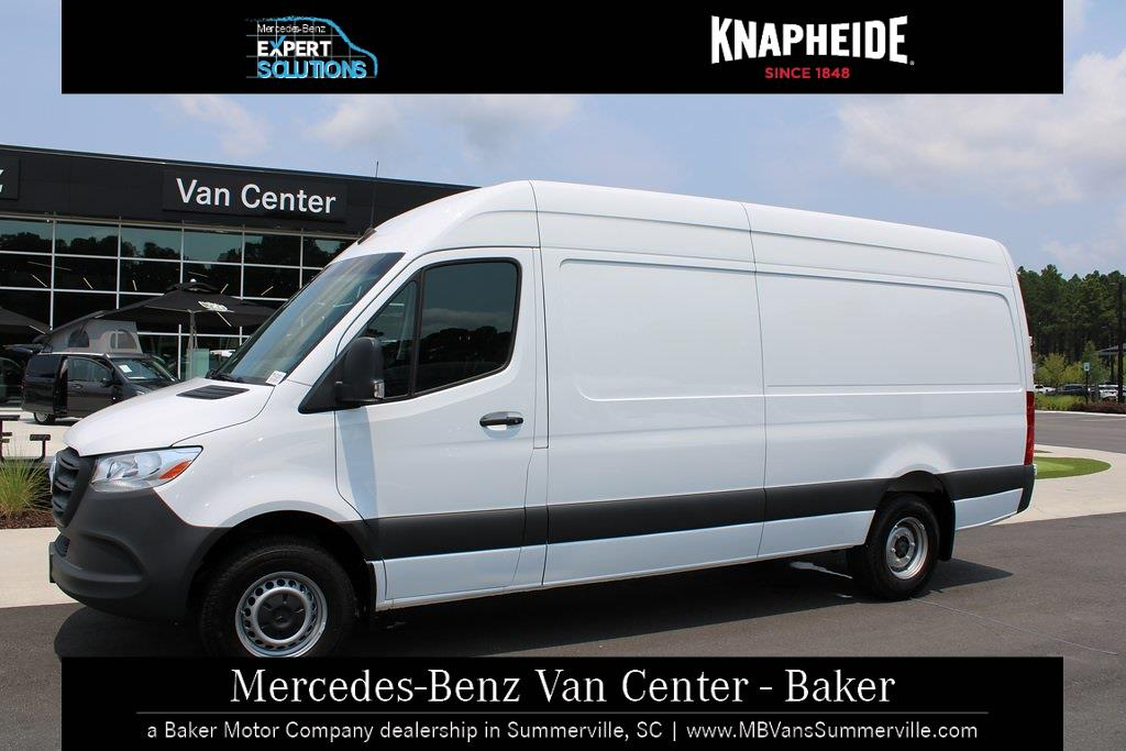 2021 Mercedes-Benz Sprinter 3500 4x2, Empty Cargo Van #MV0261 - photo 19