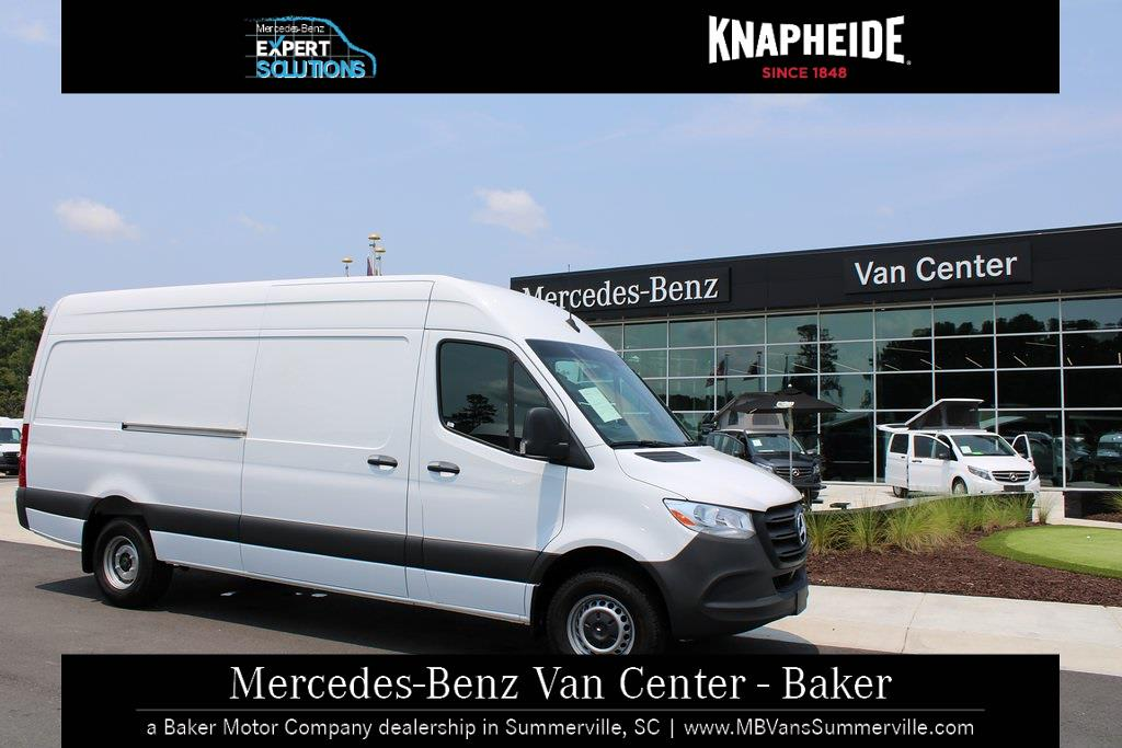 2021 Mercedes-Benz Sprinter 3500 4x2, Empty Cargo Van #MV0261 - photo 3