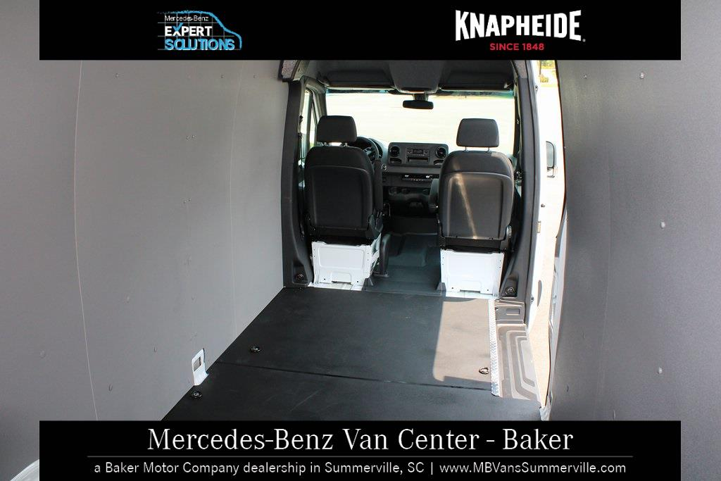 2021 Mercedes-Benz Sprinter 3500 4x2, Empty Cargo Van #MV0261 - photo 1