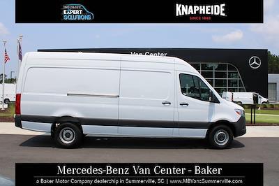2021 Mercedes-Benz Sprinter 3500 4x2, Empty Cargo Van #MV0261 - photo 4