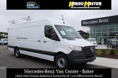 2021 Sprinter 2500 4x2,  Kargo Master Upfitted Cargo Van #MV0262 - photo 1