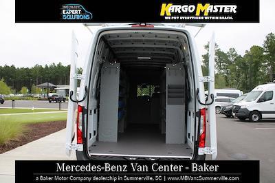 2021 Sprinter 2500 4x2,  Kargo Master Upfitted Cargo Van #MV0262 - photo 2