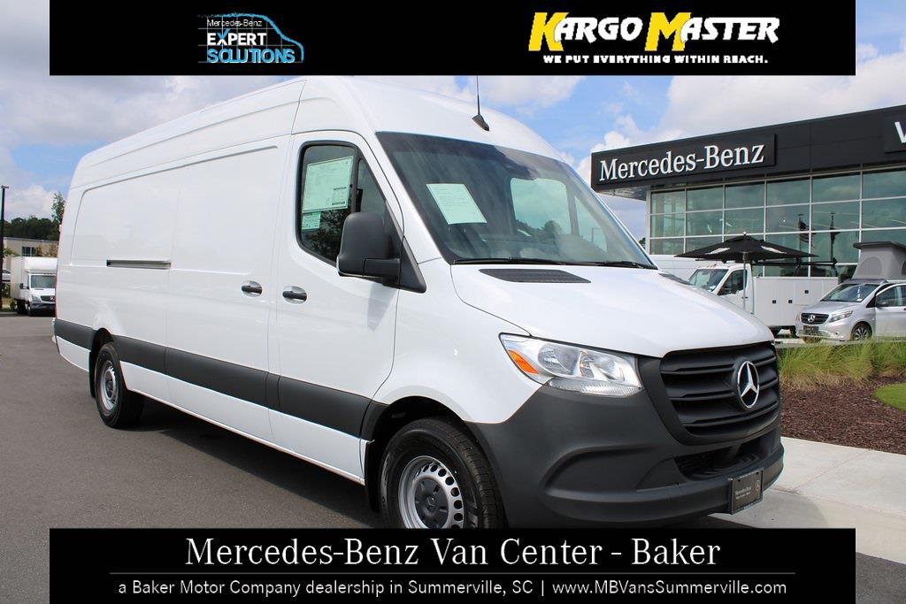 2021 Sprinter 2500 4x2,  Kargo Master Upfitted Cargo Van #MV0264 - photo 1