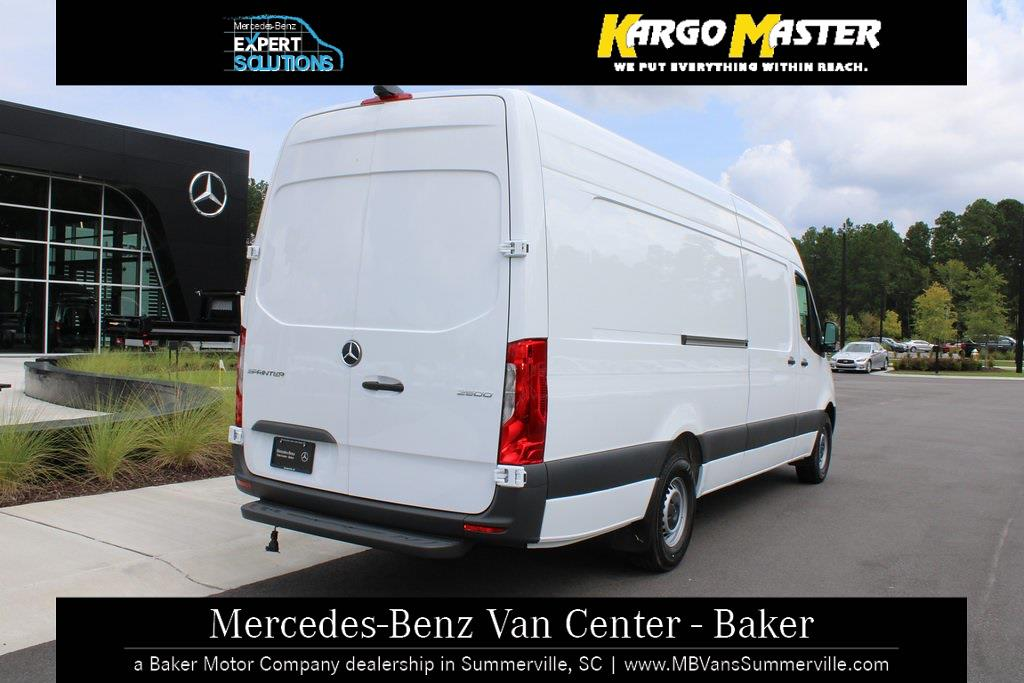 2021 Sprinter 2500 4x2,  Kargo Master Upfitted Cargo Van #MV0264 - photo 13