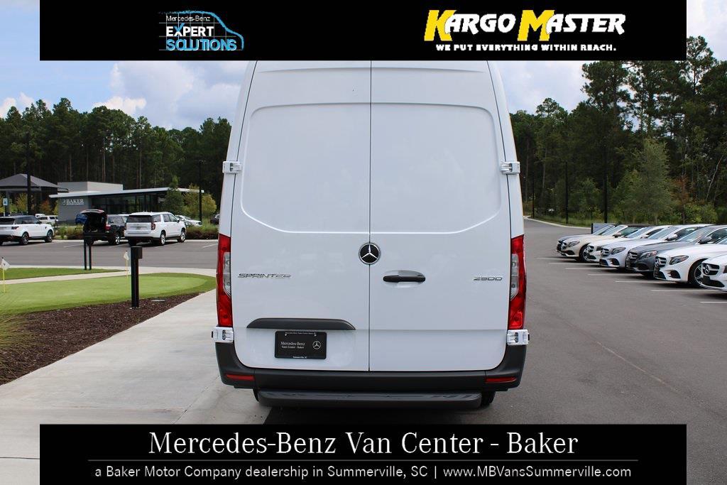 2021 Sprinter 2500 4x2,  Kargo Master Upfitted Cargo Van #MV0264 - photo 14