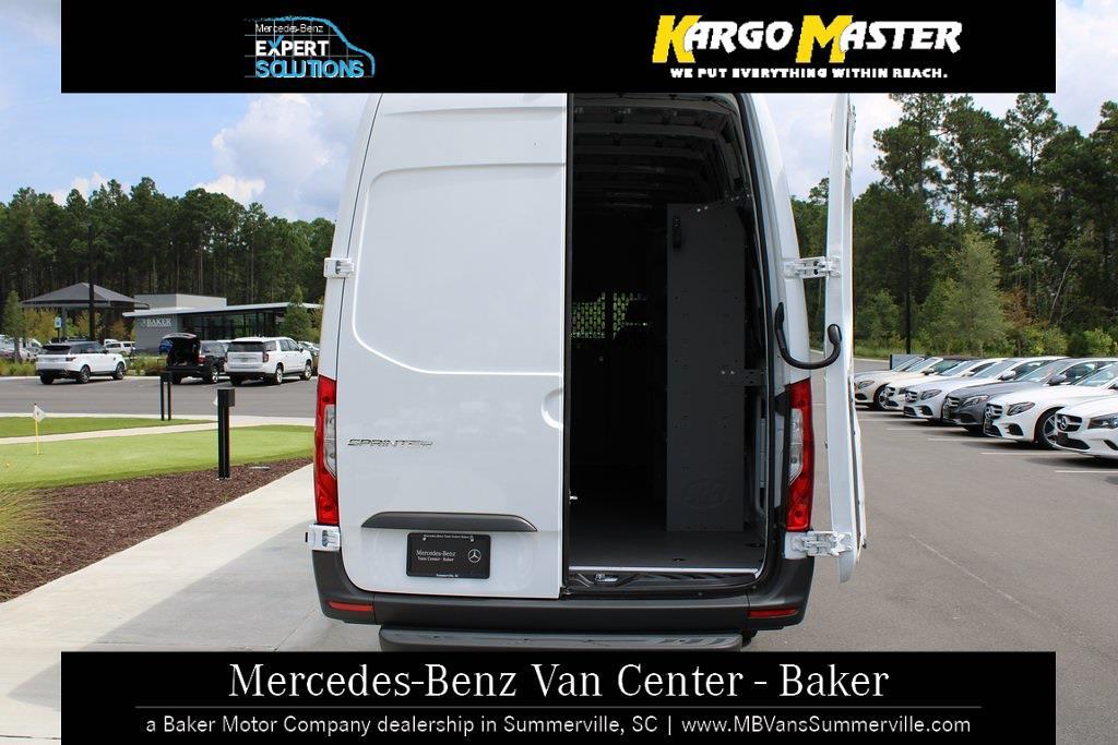 2021 Sprinter 2500 4x2,  Kargo Master Upfitted Cargo Van #MV0264 - photo 16