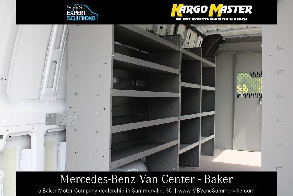 2021 Sprinter 2500 4x2,  Kargo Master Upfitted Cargo Van #MV0264 - photo 19