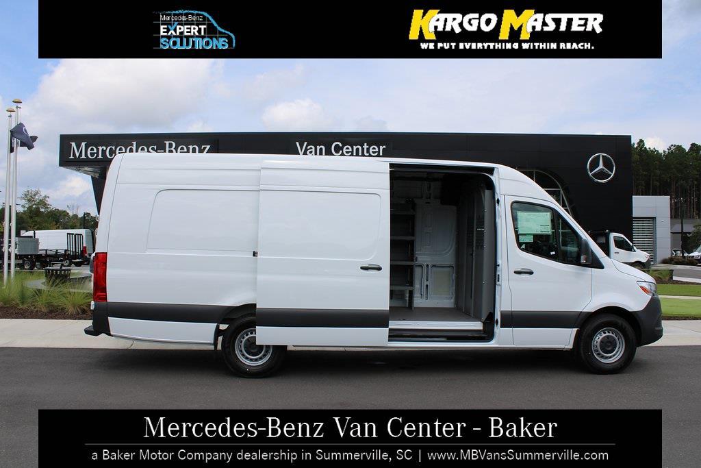 2021 Sprinter 2500 4x2,  Kargo Master Upfitted Cargo Van #MV0264 - photo 5