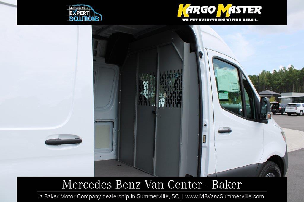 2021 Sprinter 2500 4x2,  Kargo Master Upfitted Cargo Van #MV0264 - photo 7