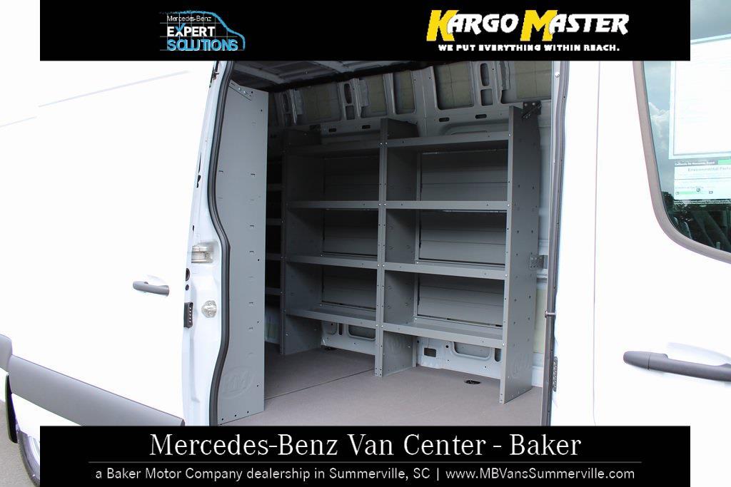 2021 Sprinter 2500 4x2,  Kargo Master Upfitted Cargo Van #MV0264 - photo 8