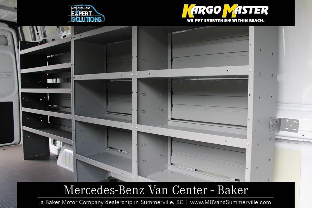 2021 Sprinter 2500 4x2,  Kargo Master Upfitted Cargo Van #MV0264 - photo 9
