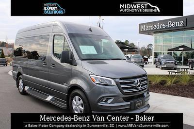 2021 Sprinter 2500 4x2,  Midwest Automotive Designs Passenger Wagon #MV0354 - photo 1