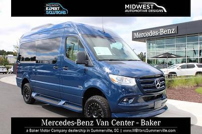 2021 Sprinter 2500 4x4,  Midwest Automotive Designs Passenger Wagon #MV0355 - photo 1