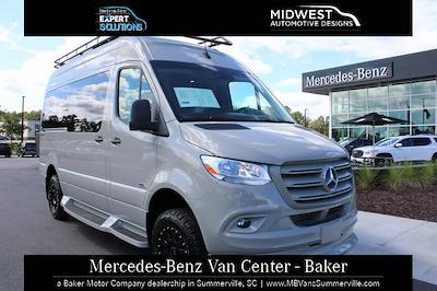 2021 Sprinter 2500 4x4,  Midwest Automotive Designs Passenger Wagon #MV0359 - photo 1